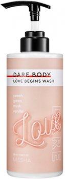 Увлажняющий гель для душа Missha Dare Body Love Begins Wash 500 мл (8809643532334)
