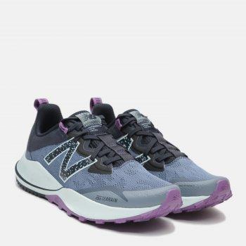 Кросівки New Balance Nitrel WTNTRCC4 Сірі з фіолетовим