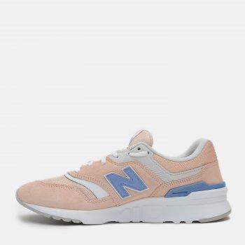 Кросівки New Balance CW997HVW Рожеві з блакитним