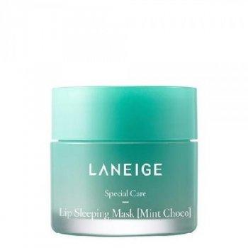 Маска для губ Laneige Lip Sleeping Mask Mint Choco ночная с запахом мятного шоколада 20 г