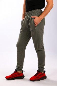 Спортивні штани TOMMY life 84343 Оливковий