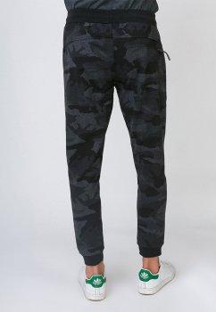 Спортивні штани Tommy Life 84754 Чорний камуфляж