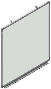 Доска Сектор магнитно-маркерная 100x100 см (M1010)