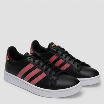 Кеди Adidas Grand Court FW0798 Core Black