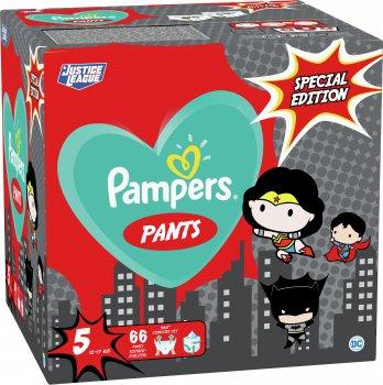 Підгузки-трусики Pampers Pants Special Edition Розмір 5 (12-17 кг) 66 шт. (8001841968292)