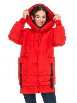 Женская зимняя куртка Kariant Рита Красный