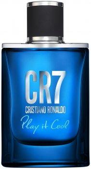 Туалетная вода для мужчин Cristiano Ronaldo CR7 Play It Cool 30 мл (5060524510725)
