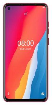 Мобільний телефон Ulefone Note 11P 8/128 GB Red (6937748734017)