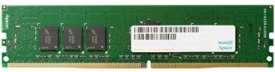 Пам'ять DDR4 4Gb 2400 MHz, Apacer, 17-17-17, 1.2 V (AU04GGB24CETBGH) (EL.04G2T.KFH)