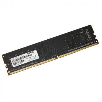 Память DDR4 4Gb, 2400 MHz, AFOX, 16-16-16-38, 1.2V (AFLD44EK2P)
