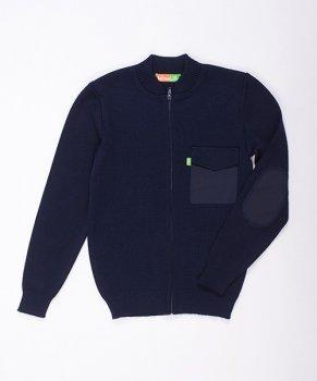 Кофта SchooLife 0221-1 тёмно-синяя