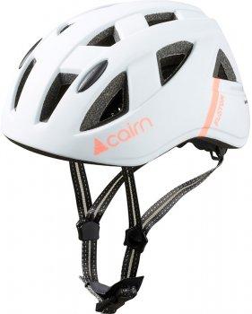 Велосипедний шолом Cairn Kustom Jr white 52-56 (0300219-101-52)