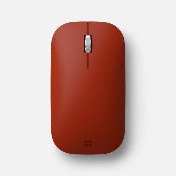 Мышь Microsoft Red (KGY-00052)