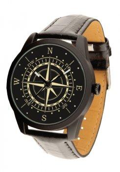 Мужские наручные часы Компас (Men 283 black)
