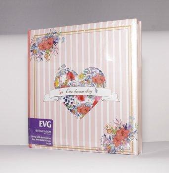 Фотоальбом EVG 10x15x200 BKM46200 Flower heart