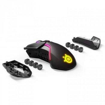 Мишка SteelSeries Rival 650 black (62456)