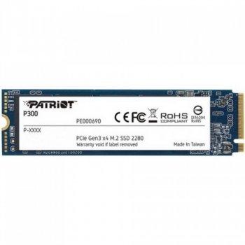 SSD 2TB Patriot P300 M. 2 2280 PCIe NVMe 3.0 x4 TLC (P300P2TBM28)
