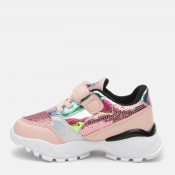 Кросівки Kimboo DD727-2F Рожеві