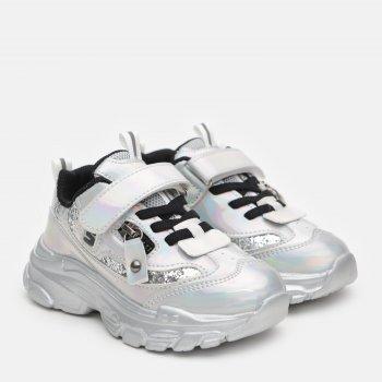Кросівки Kimboo DD858-2Y Сріблясті