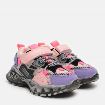 Кросівки Kimboo DD729-2F Рожеві