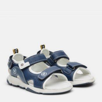 Сандалии кожаные Weestep R763550575 DB Синие