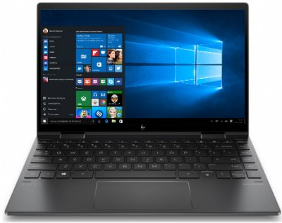 Ноутбук HP Envy x360 Convertible 13-ay0016ua (423U2EA) Nightfall Black