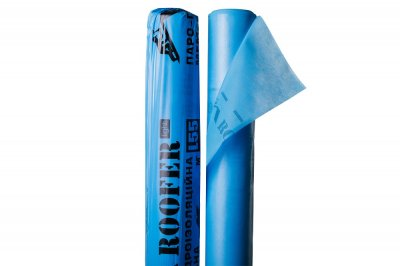 Roofer L55 Паро-гидроизоляционная мембрана Руфер Лайт плотность 55 г/м2