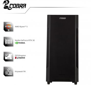 Компьютер Cobra Gaming A36.16.S9.36.878