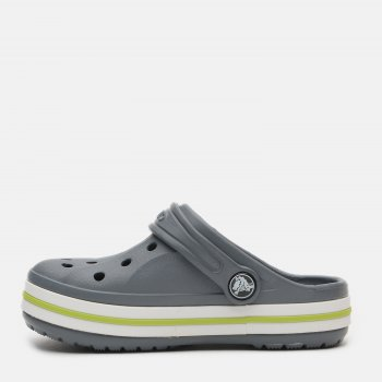Крокси Crocs Kids' Bayaband 205100-025 Сірі