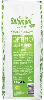 Органічна кава Salomoni Optimo Esspresso Gourmet 1 кг (8025658020059)