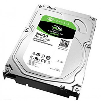 Жорстку диск 500GB Seagate BarraCuda ST500DM009 3.5 SATA III