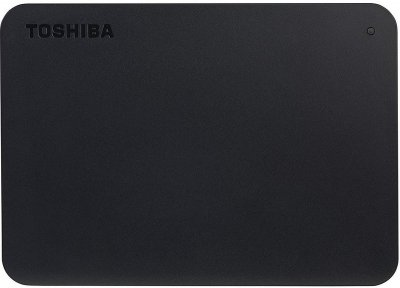 "Накопичувач Toshiba Canvio Basics 1TB 2.5"" USB 3.0 Black (HDTB410EK3AA)"