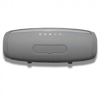 Bluetooth-колонка з LED підсвічуванням TG-165, Потужністю 10W, Акумулятор 1200mAh Синій