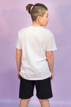 Комплект шорты и футболка Marions Белый (8980000036914)