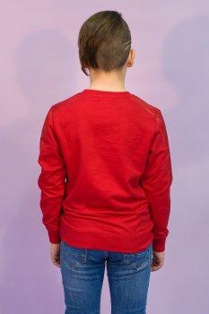 Свитшот Tiffosi Красный (5608960517221)