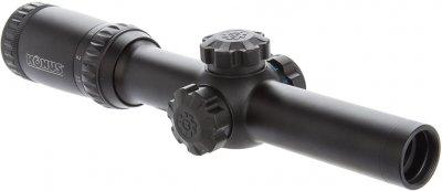 Оптичний приціл Konus KonusPro M-30 1-4x24 Circle Dot IR (7184)
