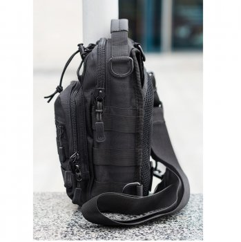 Сумка тактическая скрытого ношения Protector Plus x202 black