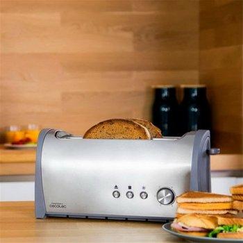 Тостер Cecotec Steel&Toast 2L CCTC-03037 (8435484030373)