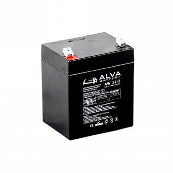 Аккумулятор ALVA battery AW12-5