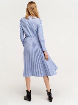 Платье Befree 2121177513-41 Голубое