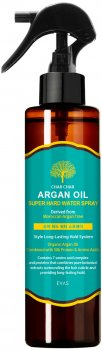 Спрей для укладання волосся Char Char Арганова олія Argan Oil Super Hard Water Spray 250 мл (8802929883755)