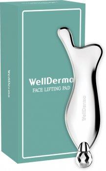 Механический массажёр Wellderma для лица Face Lifting Pad (8809502180812)