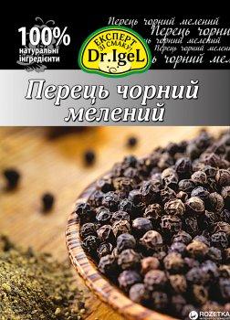 Упаковка перцю чорного Dr.IgeL мелений 20 г х 12 шт. (34820155170208)