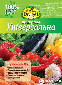 Упаковка приправы Dr.IgeL Универсальная 20 г х 12 шт (34820155170086)