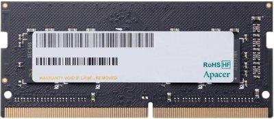 Оперативна пам'ять Apacer DDR4 8GB 3200Mhz (ES.08G21.GSH) (6666014)