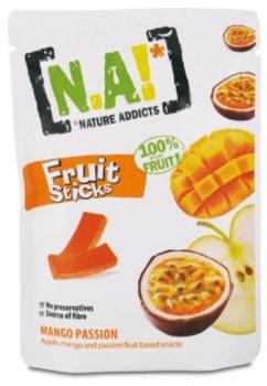 Упаковка фруктових стиків Nature Innovation (N.A!) Манго 35 г х 10 шт. (3609209003194)