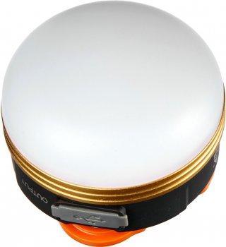 Фонарь кемпинговый SKIF Outdoor Light Drop Black/Orange (3890024)