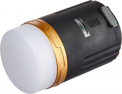 Фонарь кемпинговый SKIF Outdoor Light Drop Max Black/Orange (3890025)