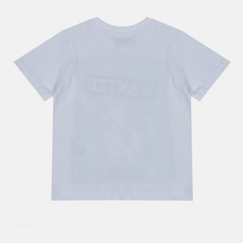 Футболка Coccodrillo Everyday Dog WC1143202EDG-001 Белая