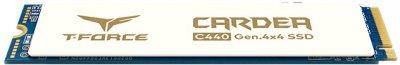 Team Cardea Ceramic C440 2TB M.2 2280 PCIe 4.0 x4 3D TLC (TM8FPA002T0C410)